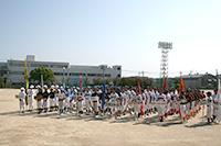 第9回 ドミー旗争奪岡崎軟式少年野球大会01
