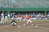 ドミー・日本ハム ジュニア野球教室&バーベキュー大会02