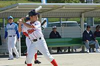 ドミー・日本ハム ジュニア野球教室&バーベキュー大会01