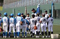 ドミー・日本ハム ジュニア野球教室01