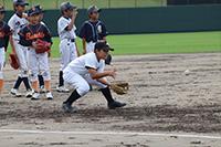 ドミー・日本ハム ジュニア野球教室